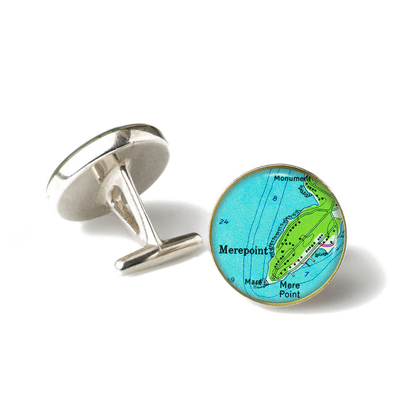 Brunswick Mere Point Cufflinks