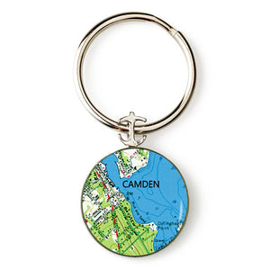 Camden 2 Key Ring