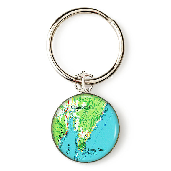 Chamberlain Key Ring