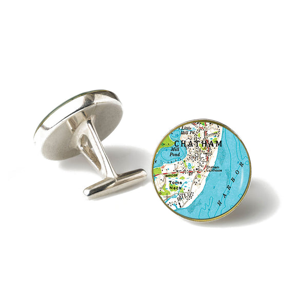Chatham Lighthouse Cufflinks
