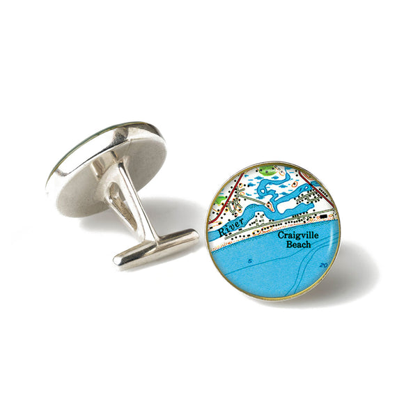 Craigville Beach Cufflinks