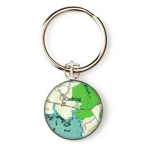 Cushing 1 Key Ring