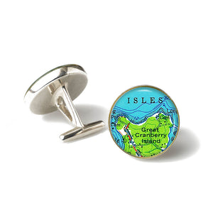 Great Cranberry Isle Cufflinks