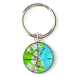 Linconville Key Ring