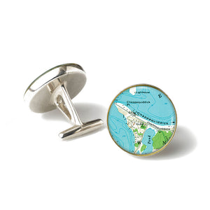 Martha's Vineyard Chappaquiddick Cufflinks