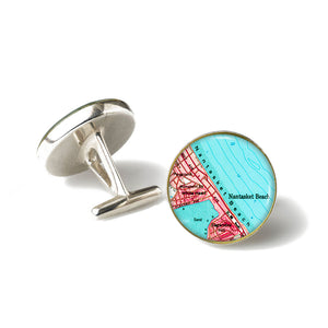 Nantasket Beach Cufflinks