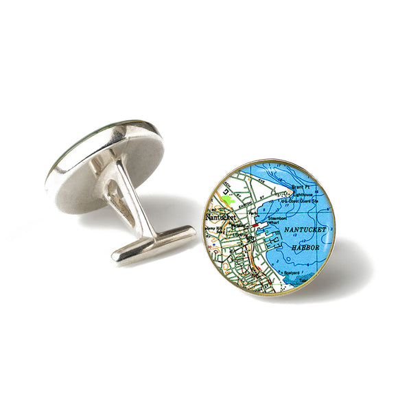 Nantucket 1 Cufflinks