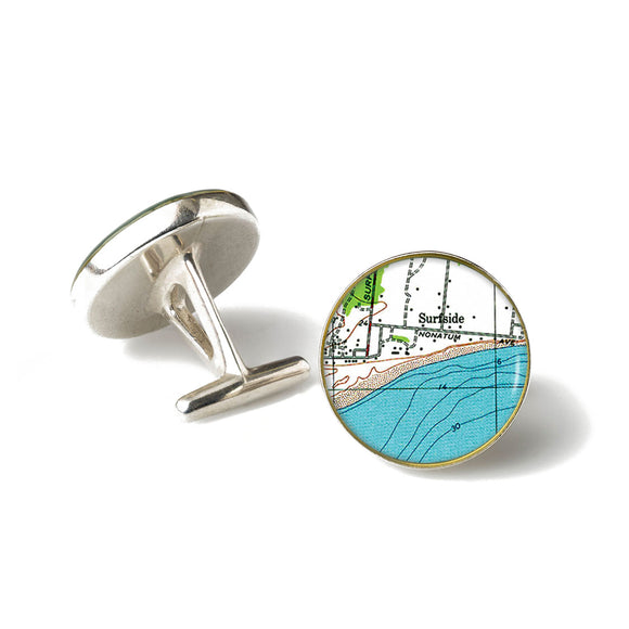 Nantucket Surfside Cufflinks
