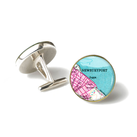Newburyport Cufflinks