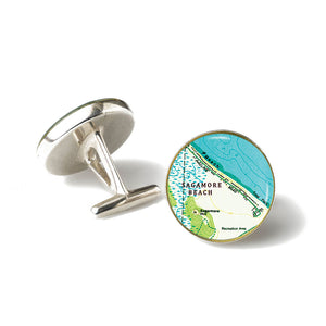 Sagamore Beach Cufflinks