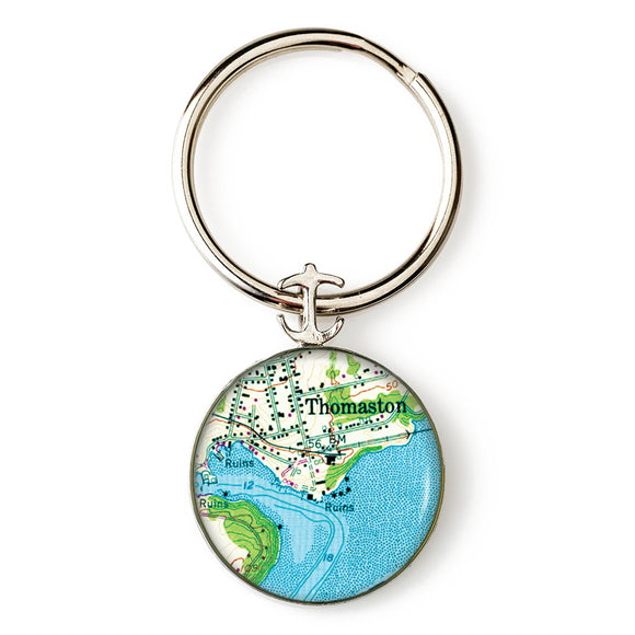 Thomaston Key Ring