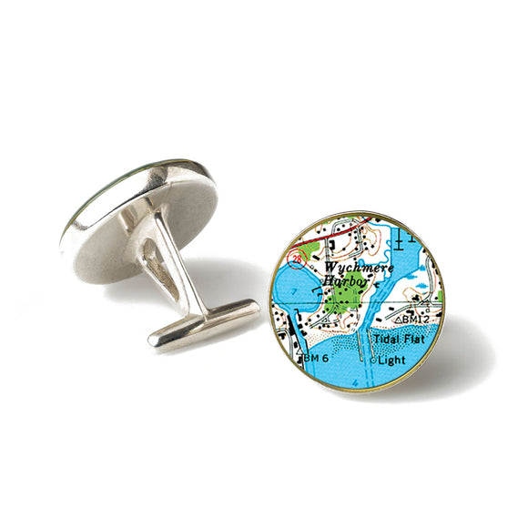 Wychmere Harbor Cufflinks