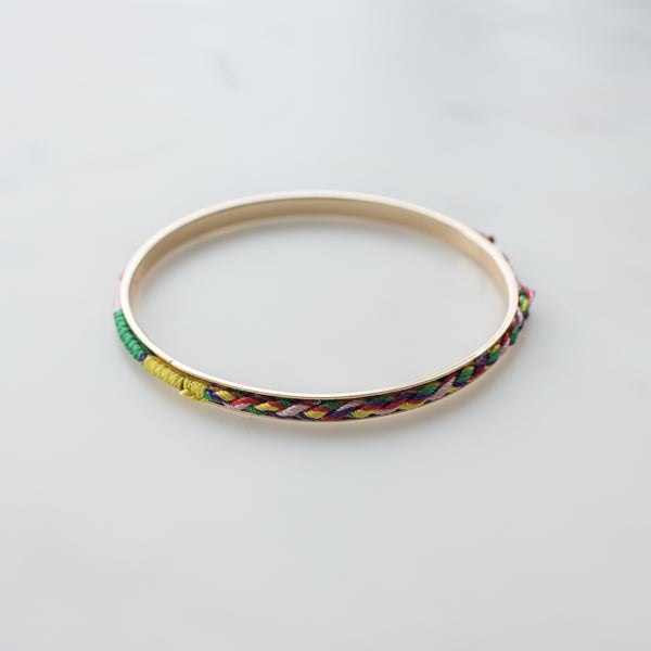 Embroidered Bracelet
