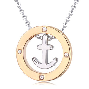 Special  Anchor Pendant Necklace