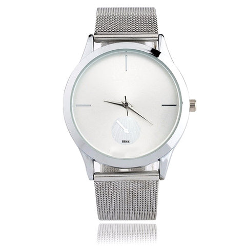 Ultra Thin Strap Luxury Unisex Watch