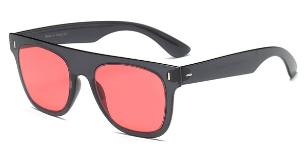 Women Retro Vintage Square UV Protection Fashion Sunglasses