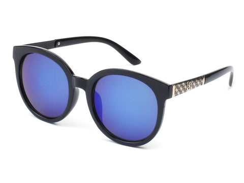 Women Round Fashion Sunglasses