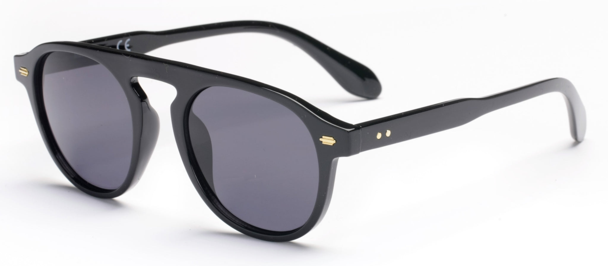 Unisex Round Fashion Sunglasses