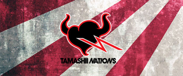 Tamashii Nations Action Figures
