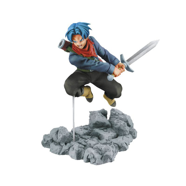 Dragon Ball Super Soul x Soul Trunks Figure - Ou Neko