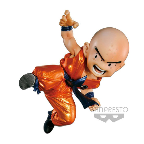 Dragon Ball SCultures Krillin Special Metallic Color Ver. Figure - Ou Neko