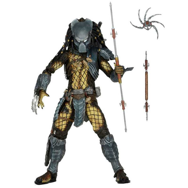 AvP Ancient Warrior Predator Action Figure - Ou Neko