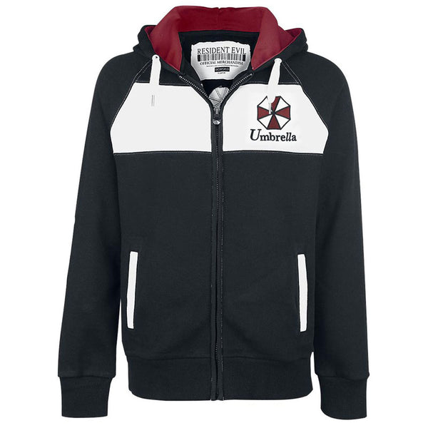 Resident Evil Umbrella Corporation Hoodie - Ou Neko