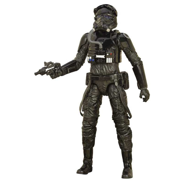 Star Wars Black Series First Order Tie Fighter Pilot Action Figure - Ou Neko