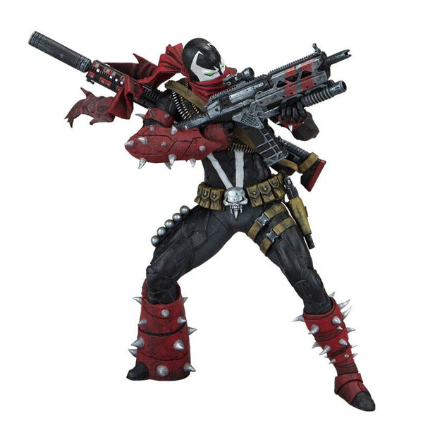 Spawn Color Tops Commando Spawn Action Figure - Ou Neko