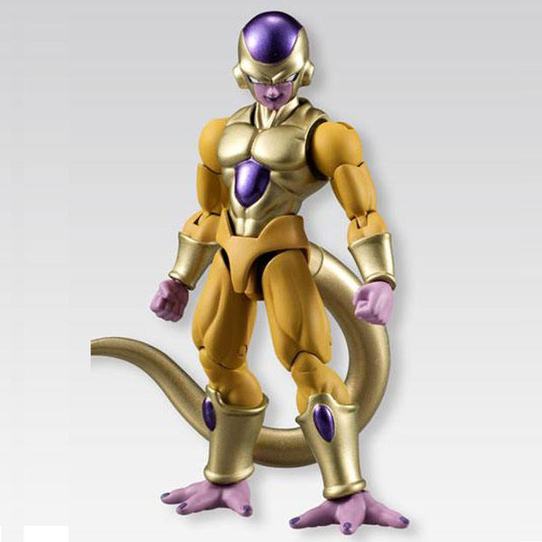 Dragon Ball Z Shodo Golden Freeza Action Figure - Ou Neko