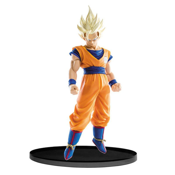 Dragon Ball Super SCultures Big Budoukai Super Saiyan 2 Goku Figure - Ou Neko