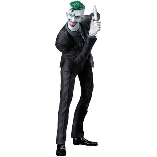 DC Comics Joker The New 52 ArtFX+ Statue - Ou Neko
