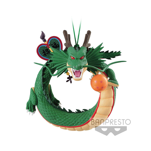 Dragon Ball Shenron Japanese New Year's Decoration Figure - Ou Neko