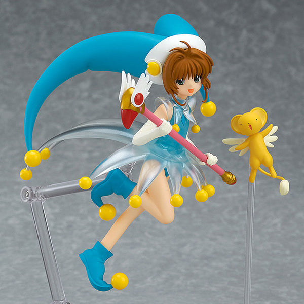 Card Captor Sakura figFIX Sakura Kinomoto: Battle Costume version - Ou Neko