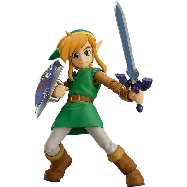 The Legend of Zelda figma Link: A Link Between Worlds Version - Ou Neko