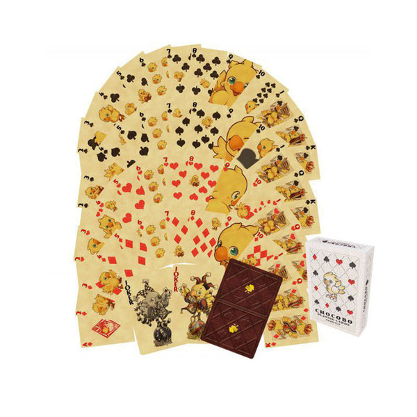 Final Fantasy Chocobo Playing Cards - Ou Neko