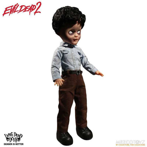 Living Dead Dolls Evil Dead 2: Deadite Ash Exclusive - Ou Neko
