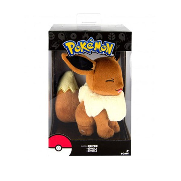 Pokemon Eevee Plush Toy - Ou Neko