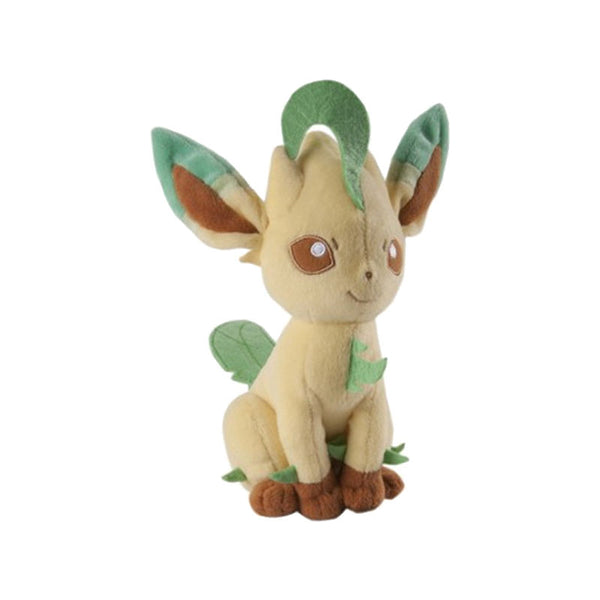 Pokemon Leafeon Plush Toy - Ou Neko