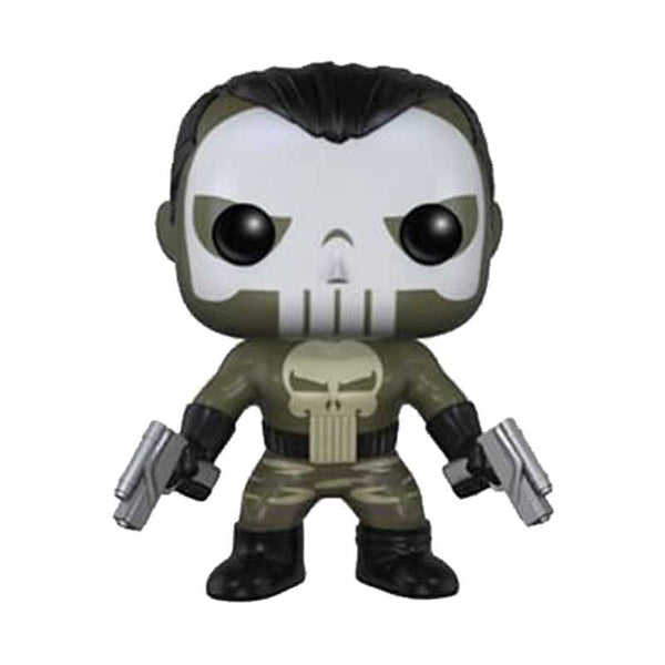 Marvel The Punisher Nemesis POP! Vinyl Figure - Ou Neko