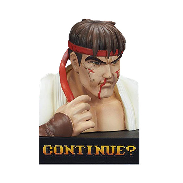 Street Fighter II Trading Figure Defeated Face Collection Vol. 1 (1 x Random Figure) - Ou Neko