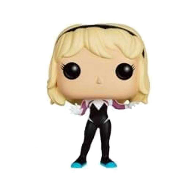 Marvel Spider-Gwen Unhooded POP! Vinyl Figure - Ou Neko