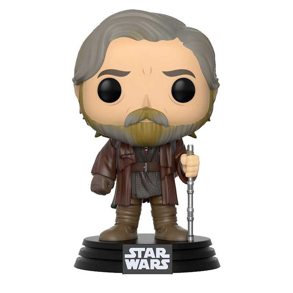 Star Wars The Last Jedi Luke Skywalker POP! Vinyl Figure - Ou Neko