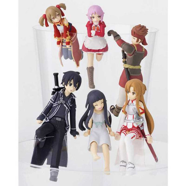 Sword Art Online Putitto Series Trading Figure - Ou Neko