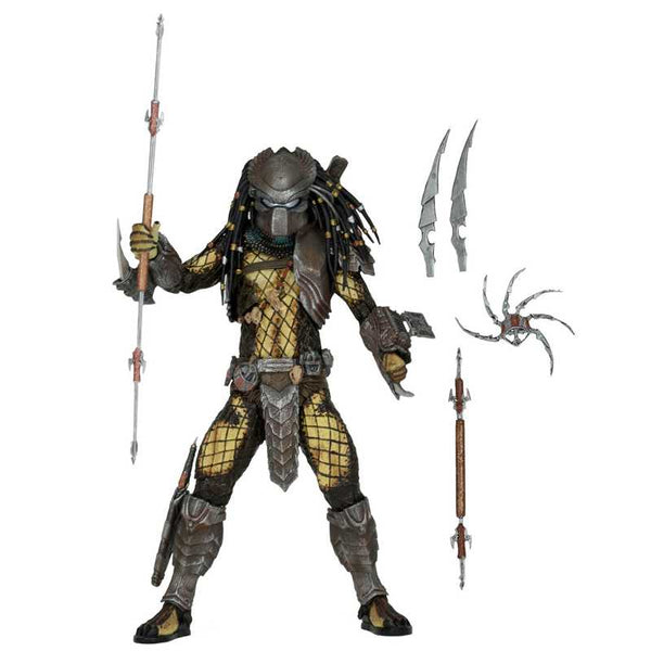 Predator Temple Guard Action Figure - Ou Neko