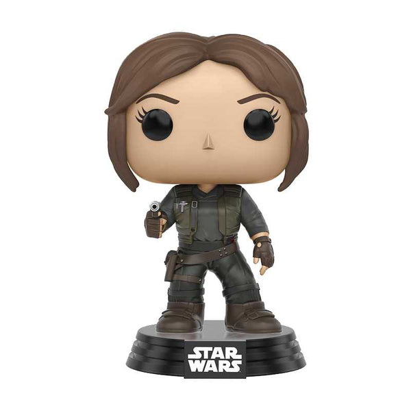 Rogue One Jyn Erso POP! Vinyl Figure - Ou Neko