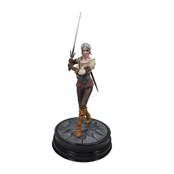 The Witcher 3 Wild Hunt Ciri Statue - Ou Neko
