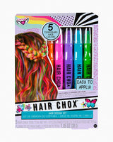 Fashion Angels 5Pk Hair Chox  - Temporary Hair Color