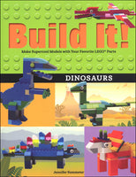 Build It! Dinosaurs - Make Super cool Models with Your Favorite LEGO Parts