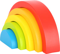 Legler Wooden Rainbow Stacker Building Blocks